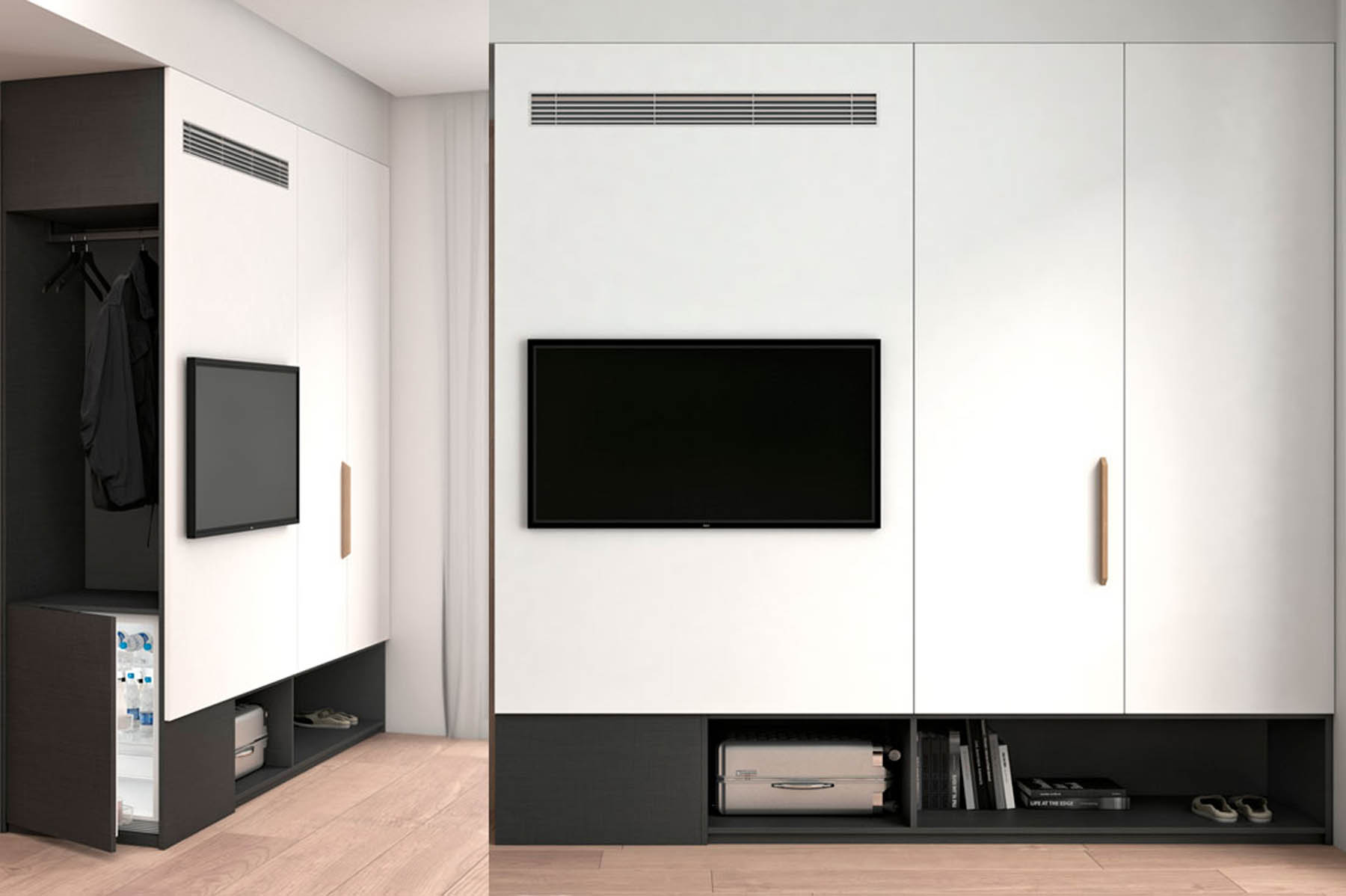 Disseny de mobiliari per a usos diferents
