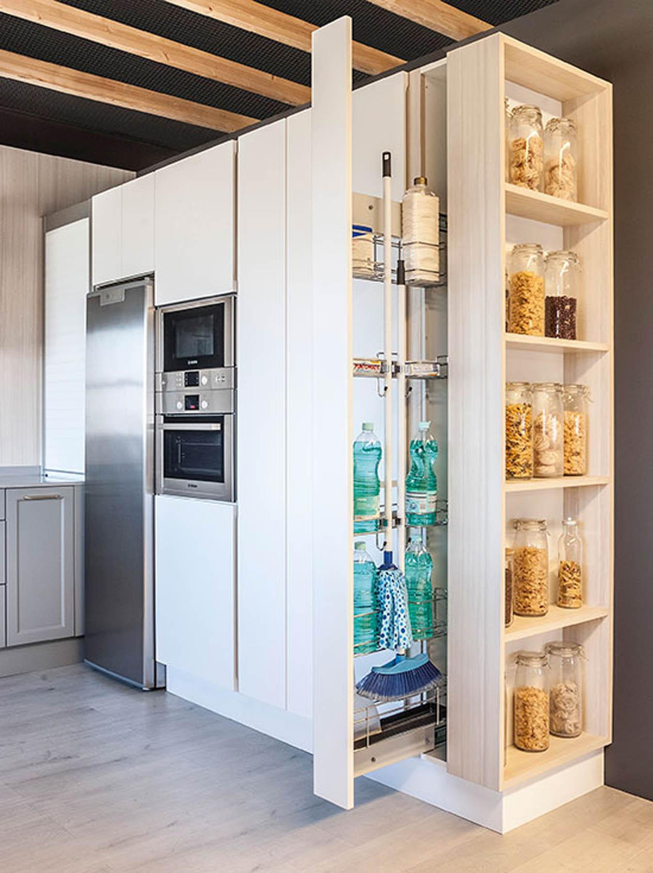 Mobiliari per la cuina a Aktual Interiorisme