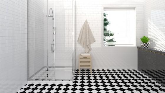 Cambiar la bañera por un plato de ducha.